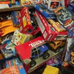 Victor Ghirra Toy Drive –  Grand Toy Count 2019