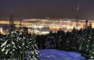 - Grouse Mountain 24 Hours Of Winter Festival 2016 Say Hello to the Holiday Spirit