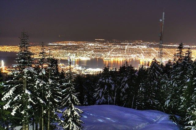 Grouse Mountain 24 Hours Of Winter Festival 2016 Say Hello To The Holiday Spirit