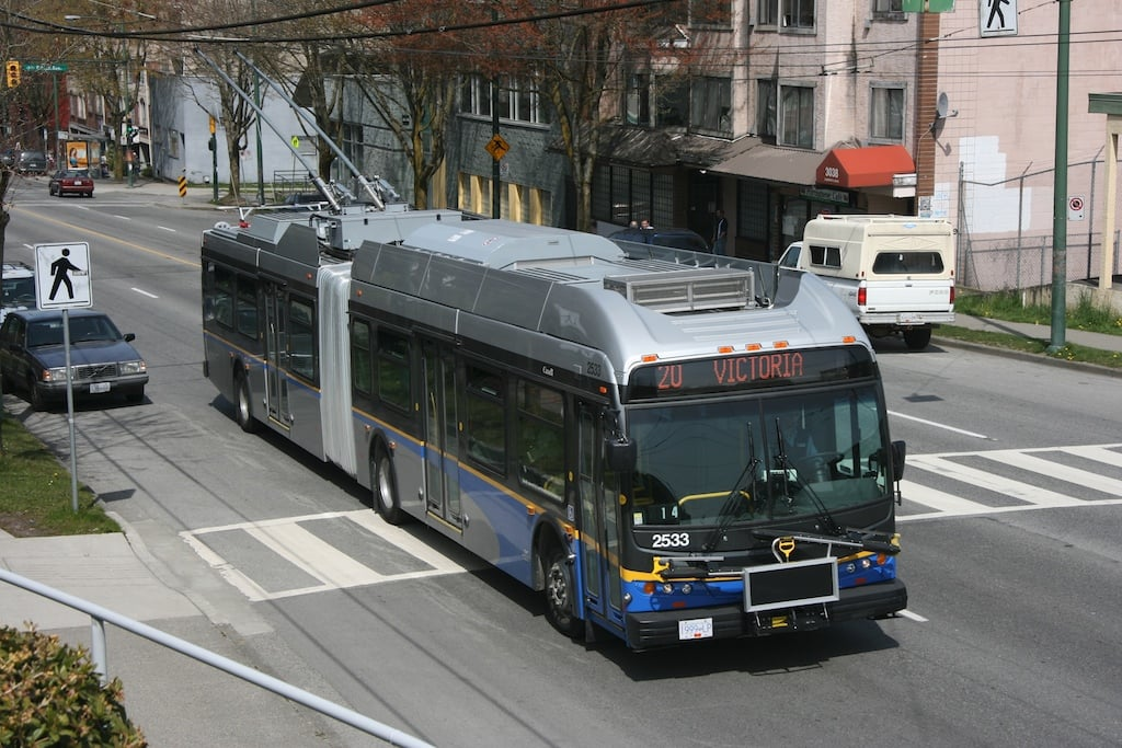 Translink To Offer Free Transit On New Year S Eve 604 Now