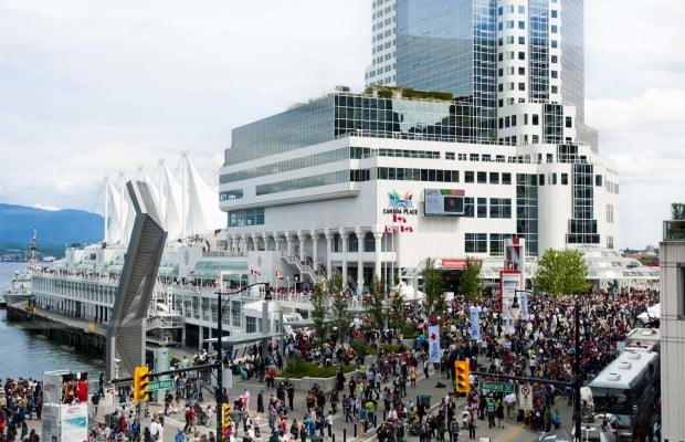 What's Happening On Canada Day at Canada Place 2014