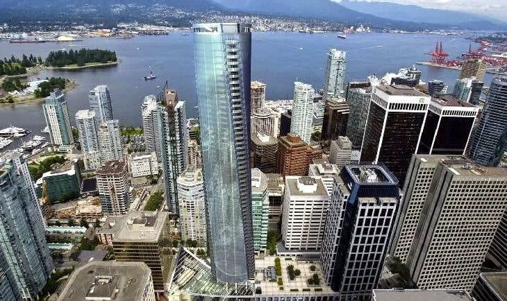 Vancouver Mayor Wants To Dump The Trump From Vancouver's Skyline