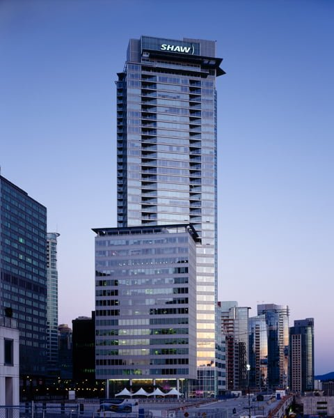 Vancouver Buildings: The 5 Tallest Buildings In Vancouver