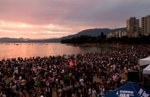 Best Places To Watch The Vancouver Celebration Of Light