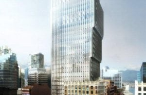 Sustainable Office Tower