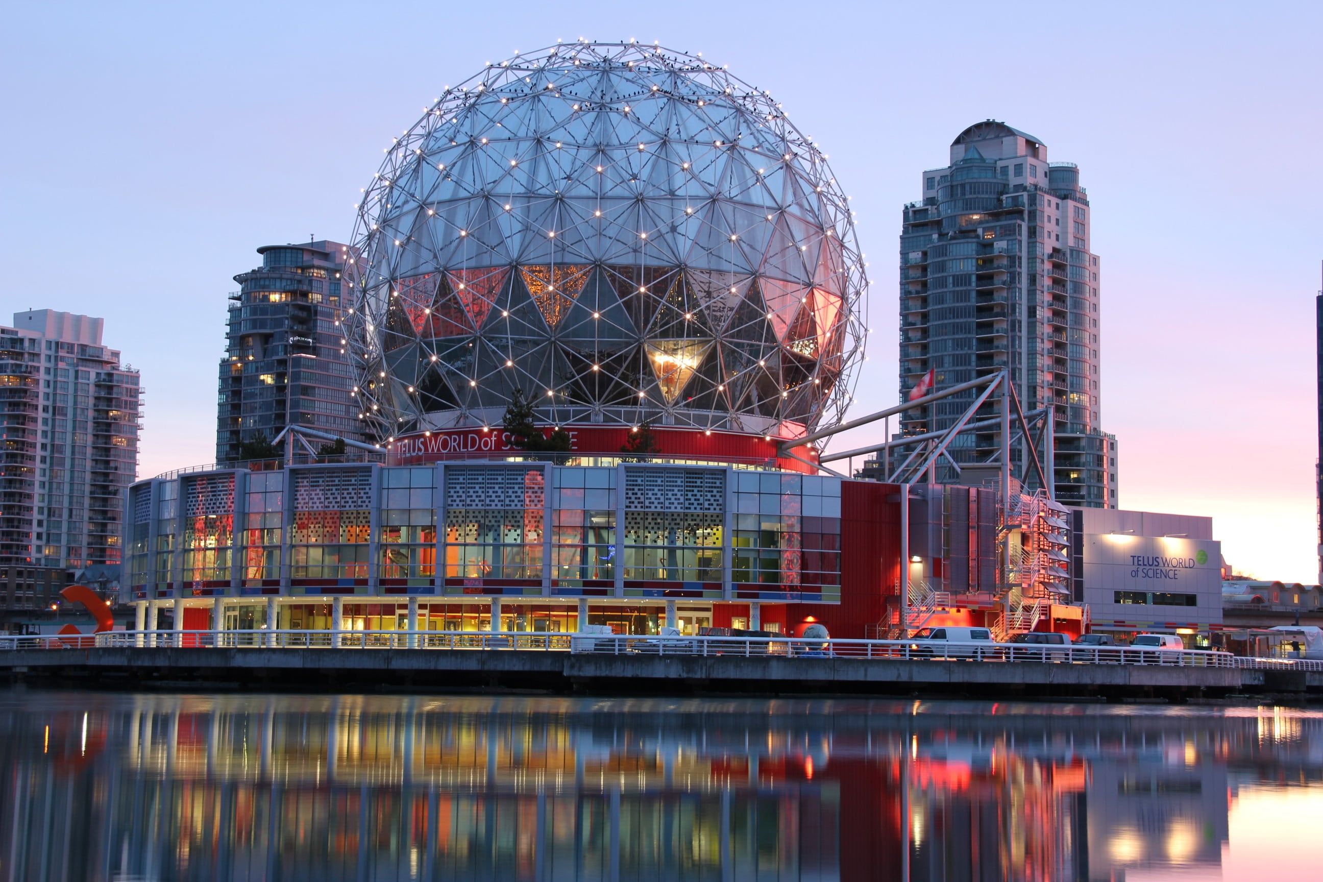 Free Admission At Science World 2015 - Science World After Dark - An Adults Only Event