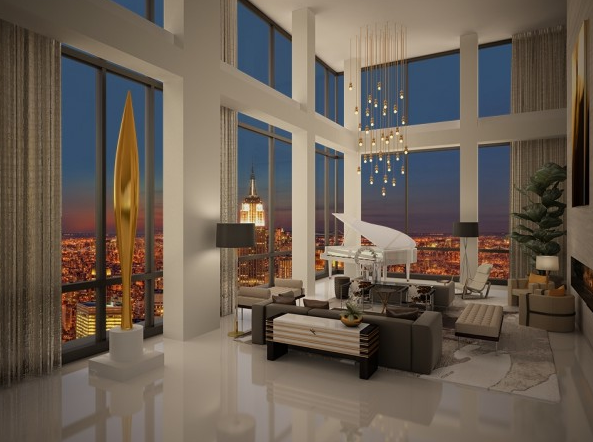 First Look Inside The Trump Tower Vancouver Penthouse