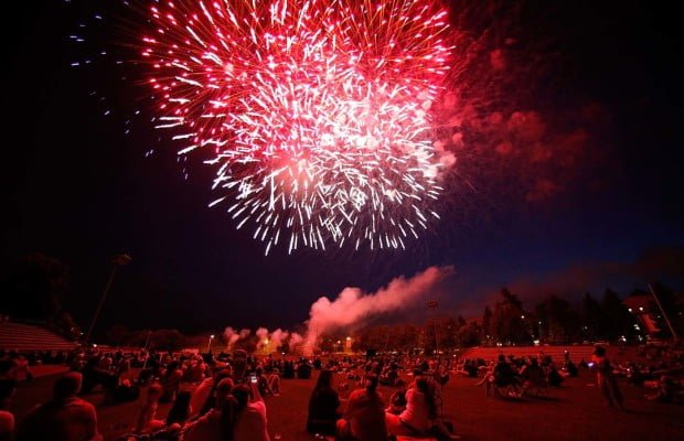 Richmond To Host Multiple Fireworks Events On Halloween 2015