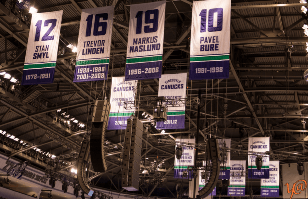 Meet Pavel Bure and Trevor Linden At The Vancouver Sports Collector Show