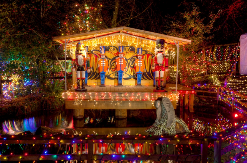 - 7 Must See Christmas Light Displays In Vancouver - 604 Now