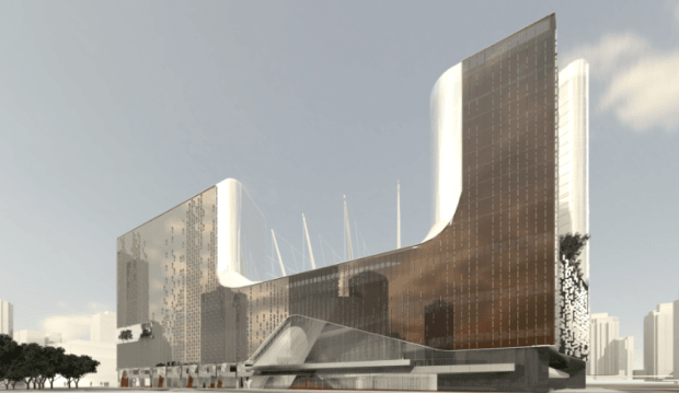 Vancouver Approves New $535 Million BC Place Casino