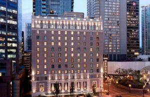 Vancouver Hotel Named One Of The Best In The World