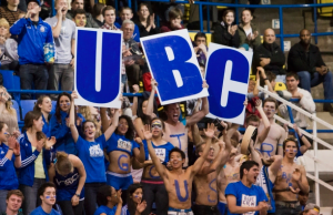 UBC Confirms Varsity Teams, Eliminates Five