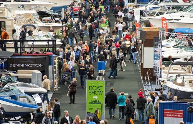 Vancouver Boat Show 2015 2016
