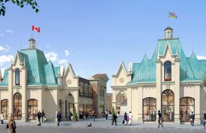 YVR Airport Luxury Designer Outlet Mall Opening
