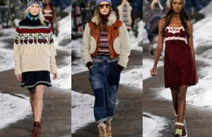 Tommy Hilfiger's Fall/Winter 2014 Collection