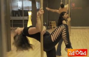 Tantra Fitness Pole Dancing