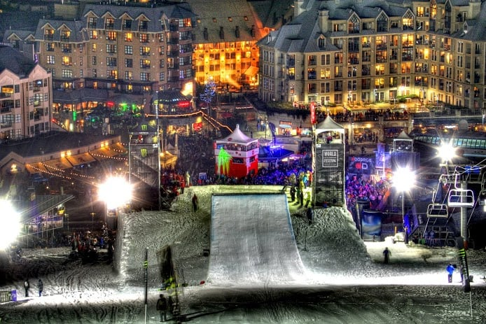 CONTEST: Win Tickets To The World Ski and Snowboard Festival in Whistler