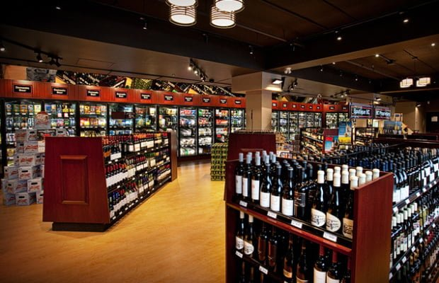 Liquor Will Be Sold In B.C. Grocery Stores In 2015 Through Separate Cashiers