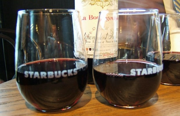 Vancouver Starbucks May Serve Beer And Wine In The Evenings