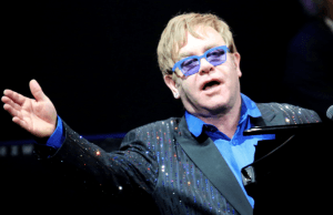 Elton John Concert At Rogers Arena 2014