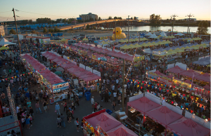 Richmond Night Market 2015