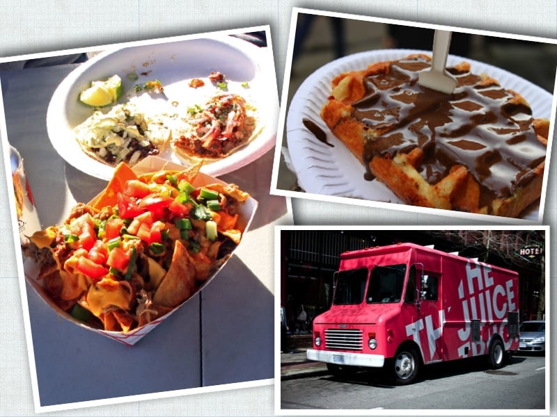 Vancouver Food Trucks Guide 2014