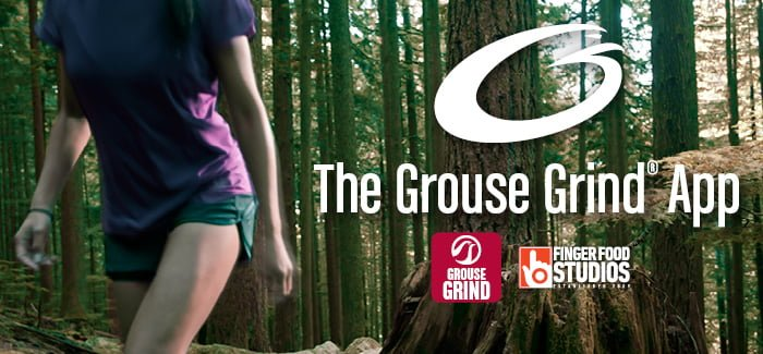 There's Now An App For The Grouse Grind