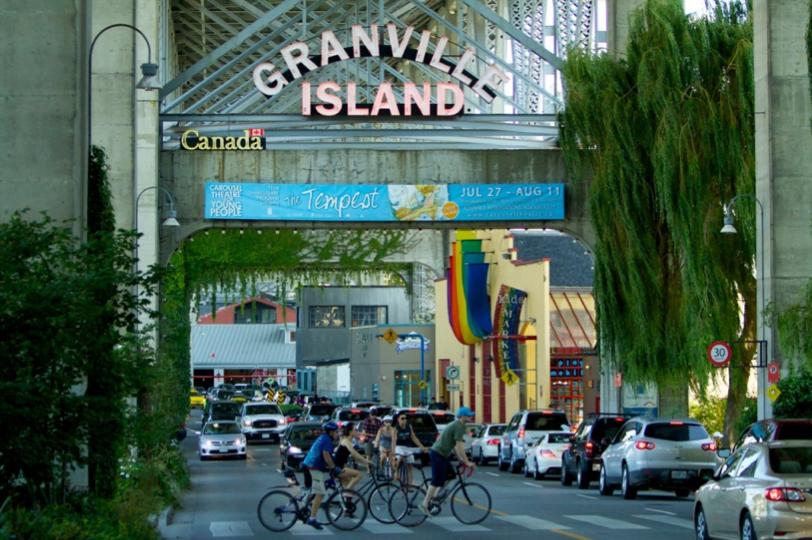 Thai Restaurant Granville Street Vancouver