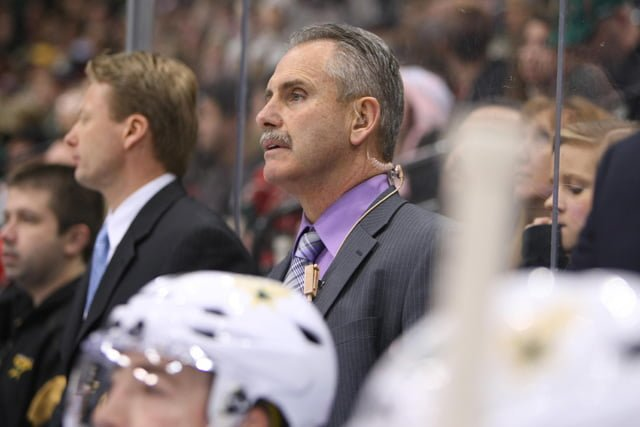 Willie Desjardins Named New Head Coach Of The Vancouver Canucks