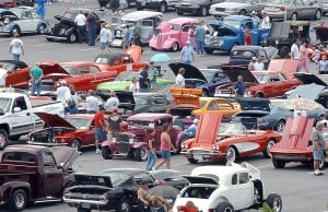 Exotic And Muscle Cars To Takeover Hard Rock Casino Car Show