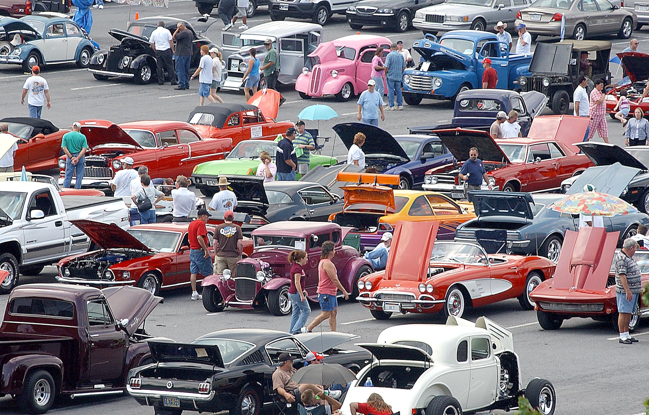 Muscle Car City Swap Meet