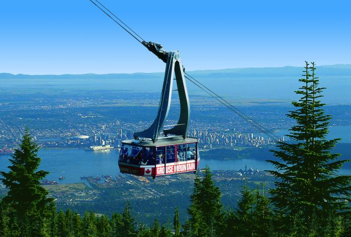 Must Do's For A Girls Day/Night Out In Vancouver - Why You Should Visit Grouse Mountain This Summer