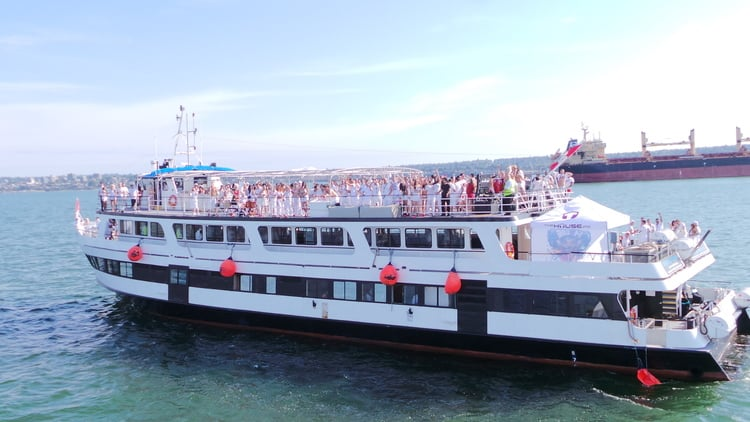 White Boat Party 2014