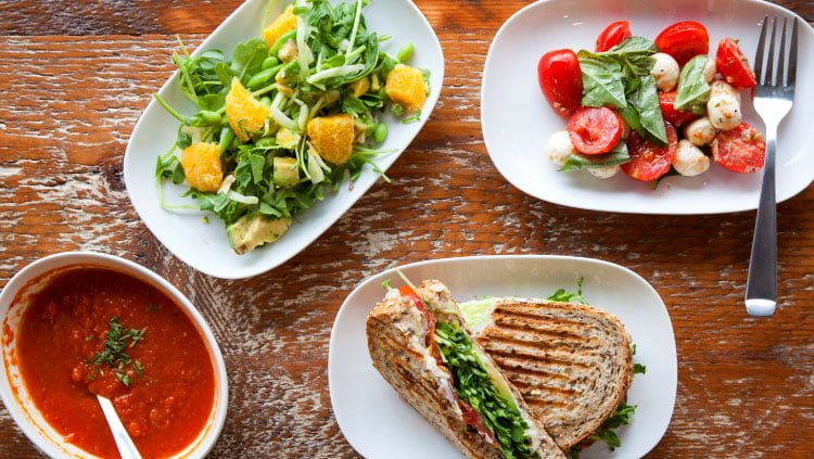 Healthy Places to Eat In Vancouver
