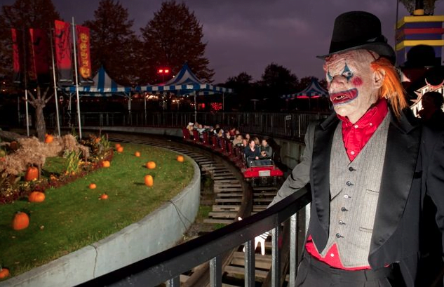 Win A 4-Pack of Tickets to Fright Nights At Playland 2014 (Contest)