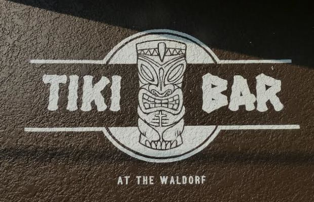 Tiki Time: The Waldorf is Re-Open for Business
