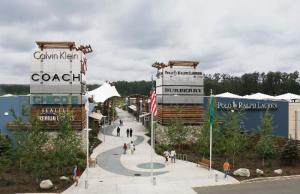 Top 10 Outlet Malls Near Vancouver