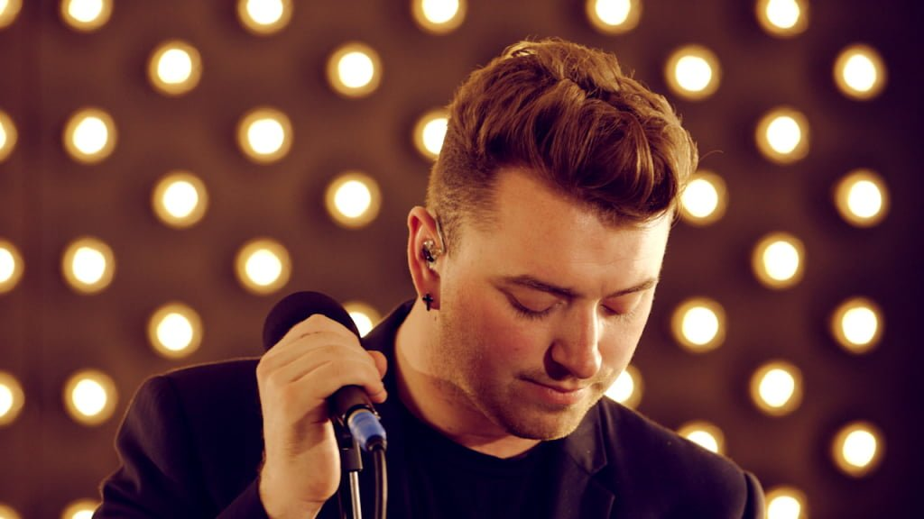 Sam Smith Vancouver Concert 2015