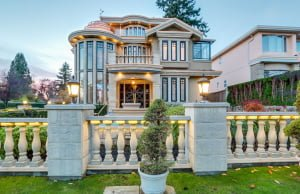 604 Cribs: $4.9M Custom Built Mansion in Vancouver