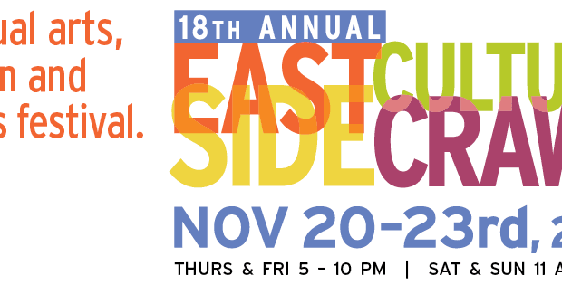 This Weekend: Walk, Run or Crawl to The Eastside Culture Crawl