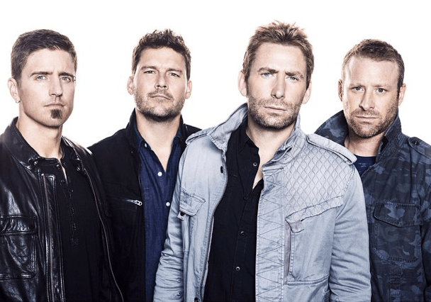 NICKELBACK Vancouver Concert 2015