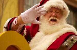 Rogers Santa Claus Parade Vancouver 2014
