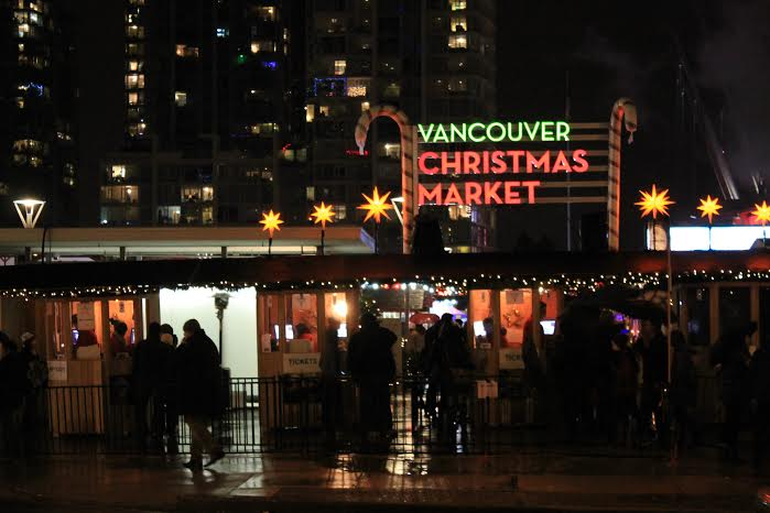 Vancouver Christmas Market 2014 Review