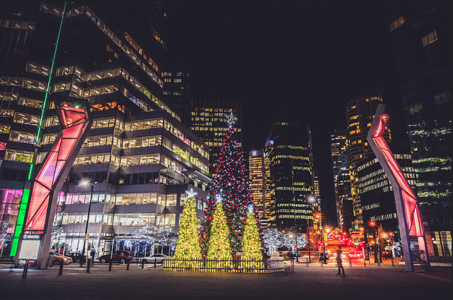 7 Must See Christmas Light Displays In Vancouver