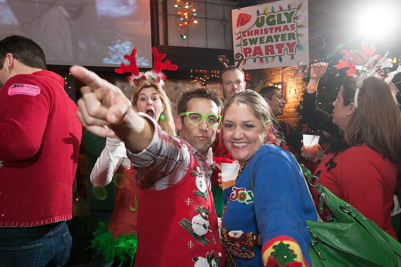 13th Annual Ugly Christmas Sweater Party Vancouver 604 Now