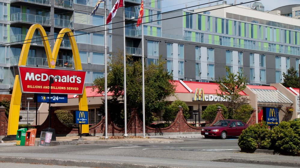 Richmond B.C. Is Home To Canada's First McDonalds Restaurant