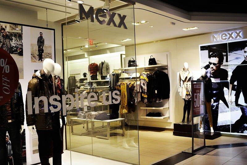 Mexx To Liquidate Vancouver Stores By The End of February