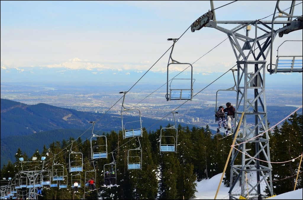 5 Things To Do At Mt. Seymour This Winter