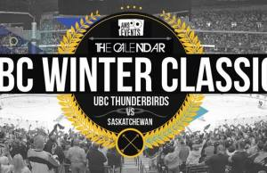 First Ever UBC Winter Classic Hockey Game Scheduled For This Friday